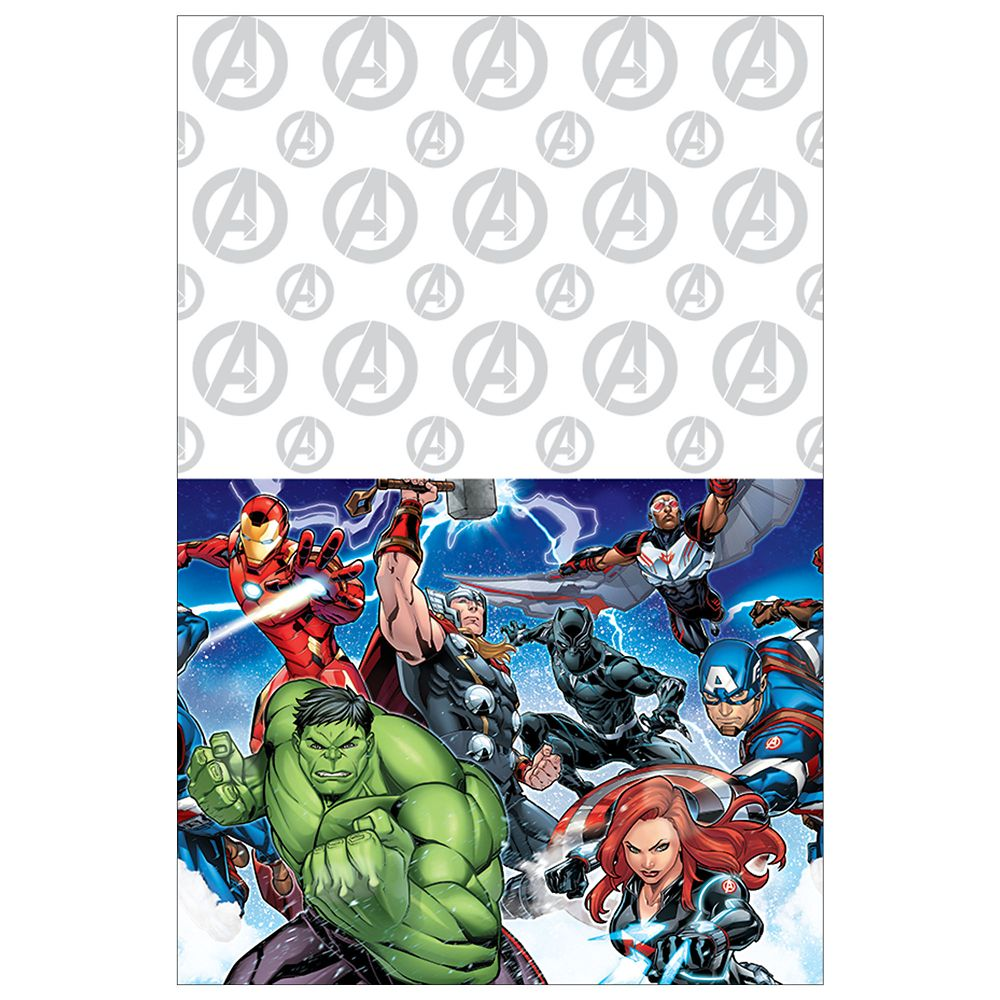 Avengers Table Cover