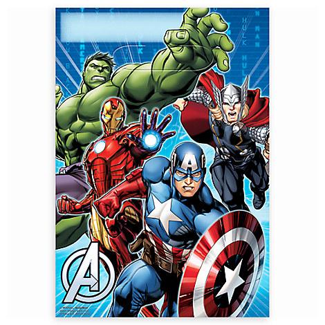 Avengers Favor Bags