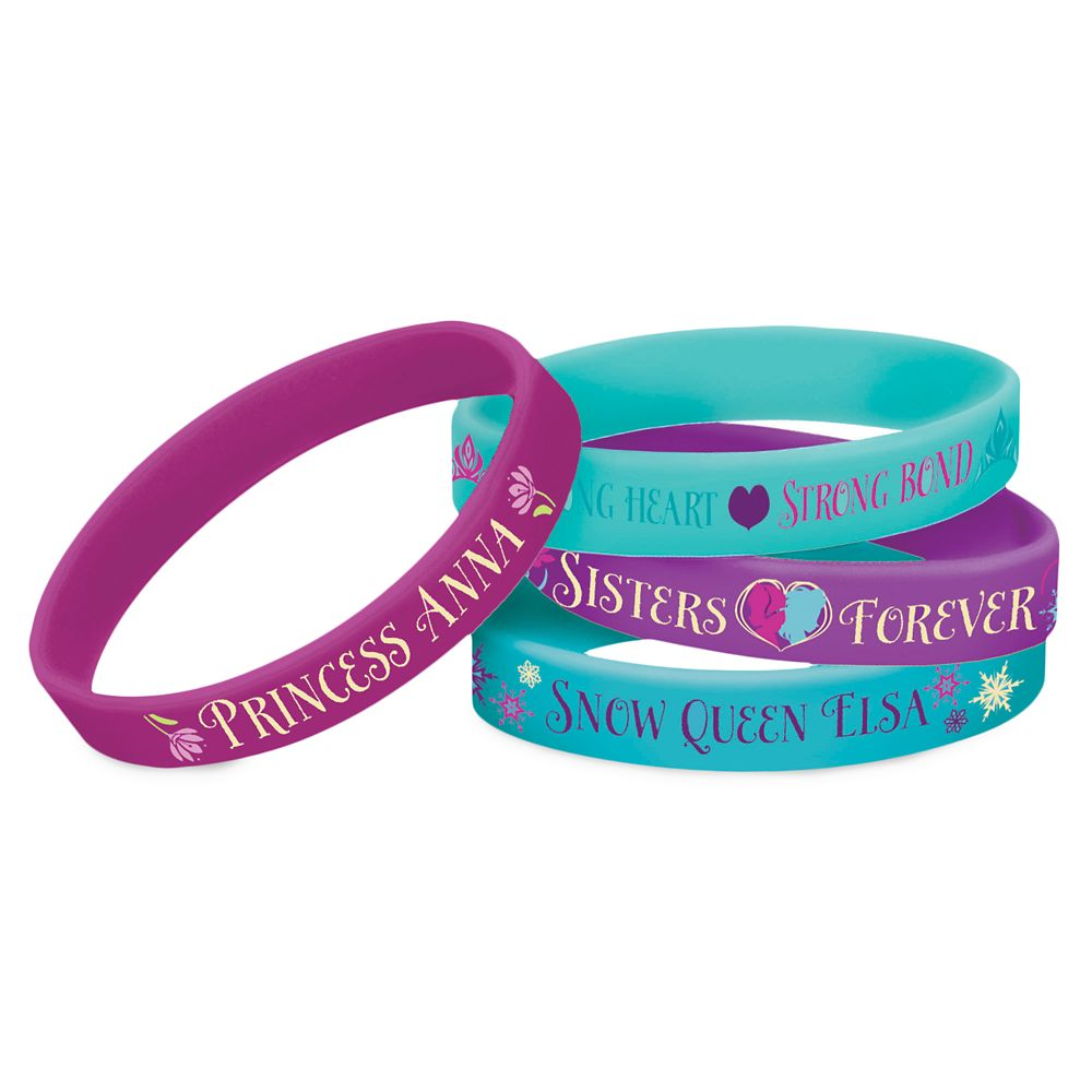 Frozen Wristbands