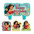 Elena of Avalor Birthday Candle Set