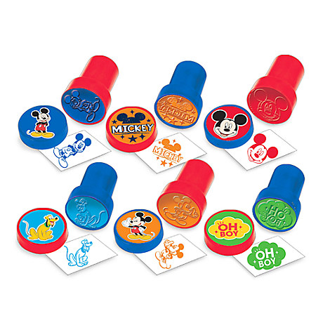 Mickey Mouse Stampers