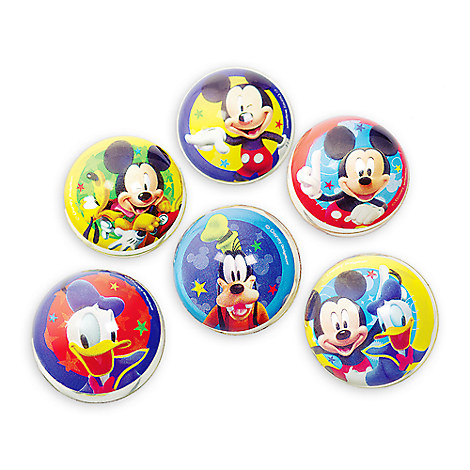 Mickey Mouse Bounce Balls