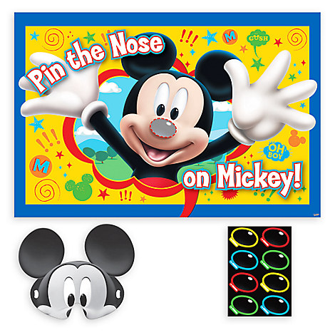 Mickey Mouse Party Game