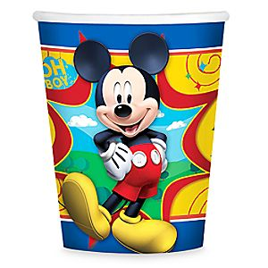 Mickey Mouse Paper Cups 6804057861717P