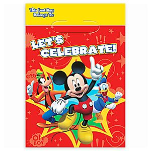 Mickey Mouse Favor Bags 6804057861719P