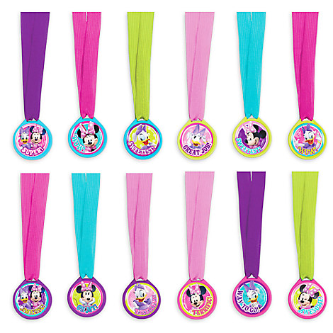 Minnie Mouse Mini Medals