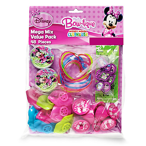 Minnie Mouse Favor Pack