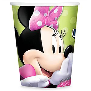 Minnie Mouse Paper Cups 6804057861780P