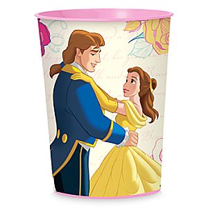 Beauty and the Beast Favor Cups