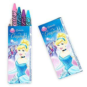 Cinderella Crayons