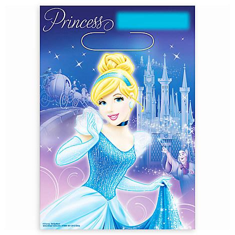 Cinderella Favor Bags