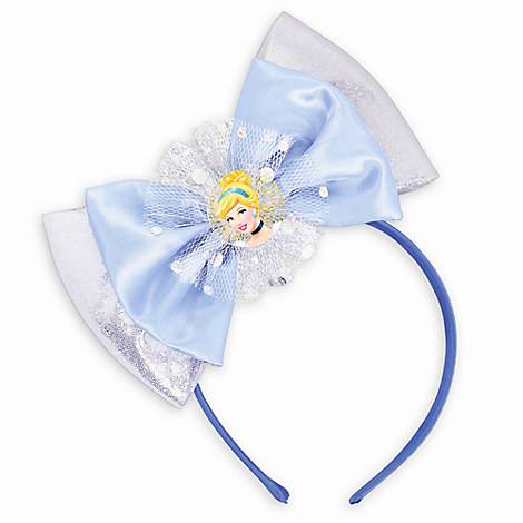 Cinderella Deluxe Headband