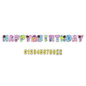 Doc McStuffins Birthday Banner