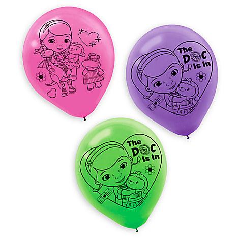 Doc McStuffins Balloons