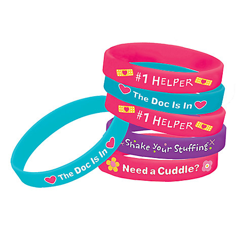 Doc McStuffins Wristbands