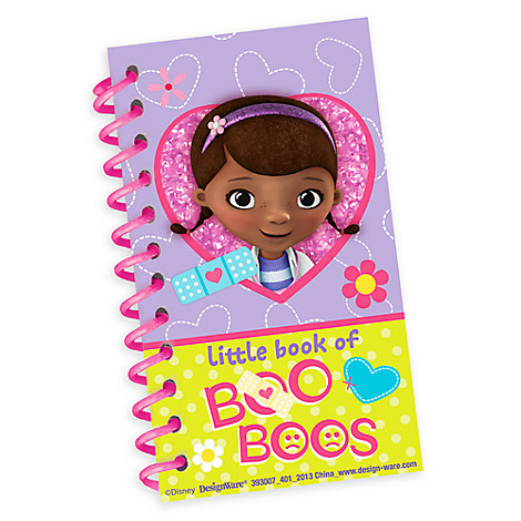 Doc McStuffins Notebooks