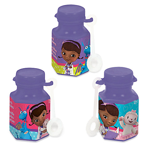 Doc McStuffins Mini Bubbles