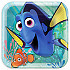 Finding Dory Lunch Plates