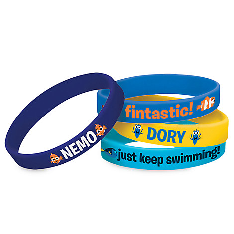 Finding Dory Wristbands