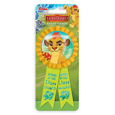 The Lion Guard Award Ribbon
