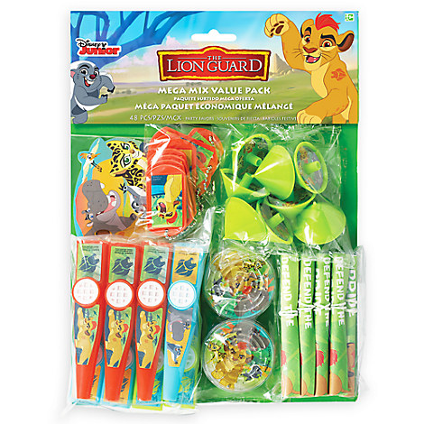The Lion Guard Favor Pack