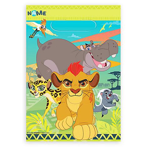 The Lion Guard Favor Bags