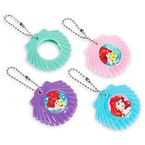 Ariel Mirror Keychains