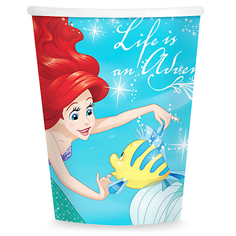 Ariel Paper Cups