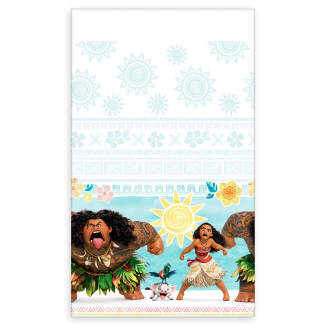 Moana Table Cover