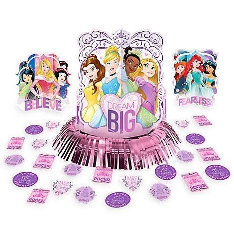 Disney Princess Table Decorating Kit