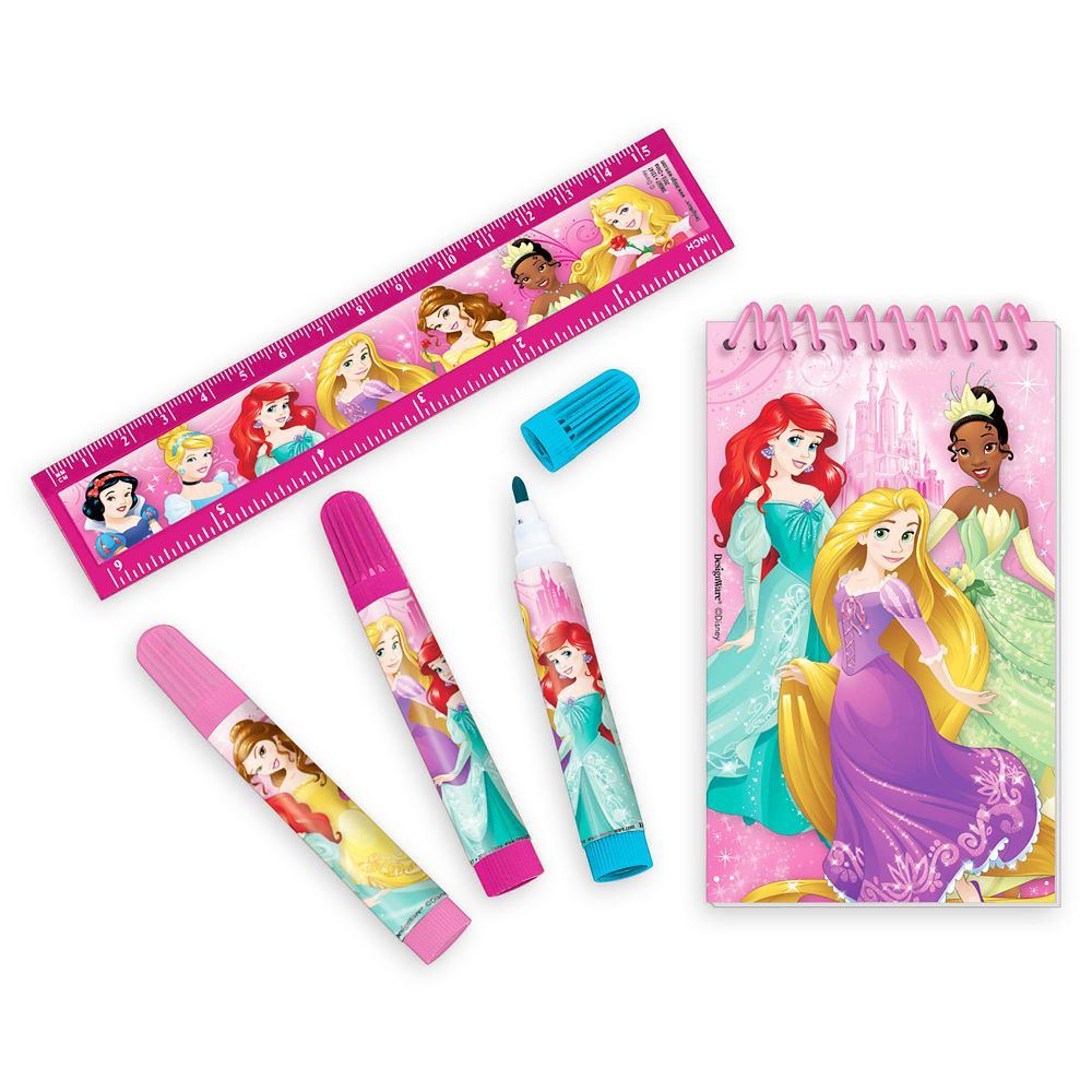 Disney Princess Mini Stationery Set