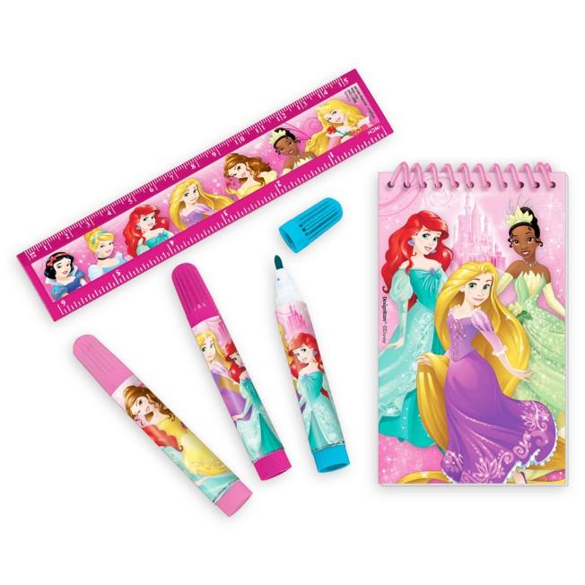 Disney Princess Mini Stationery Set