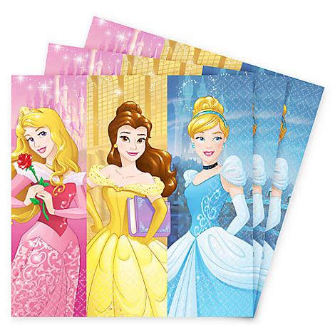 Disney Princess Lunch Napkins