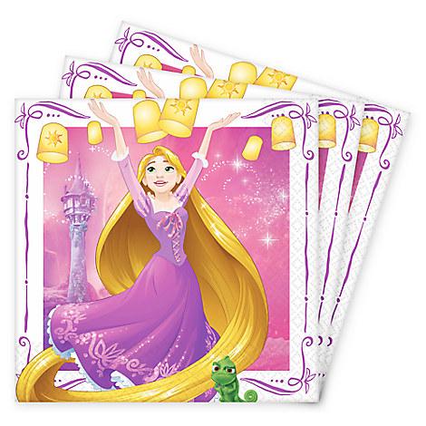 Rapunzel Beverage Napkins