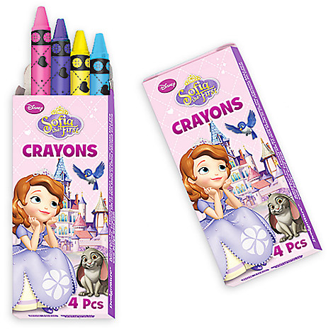 Sofia the First Crayons