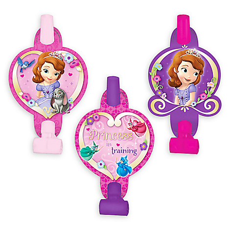 Sofia the First Blowouts