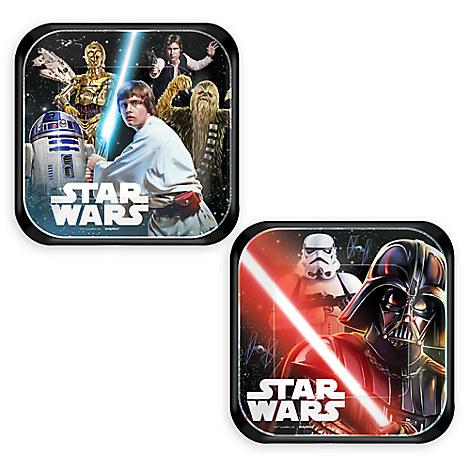 Star Wars Dessert Plates