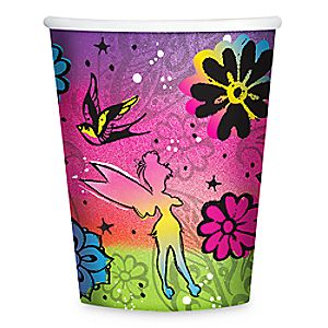 Tinker Bell Paper Cups 6804057862018P