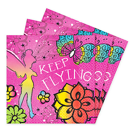 Tinker Bell Lunch Napkins