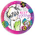 Tinker Bell Lunch Plates