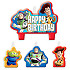 Toy Story Birthday Candle Set
