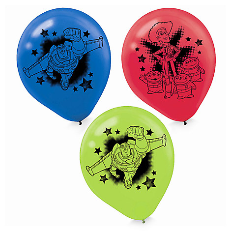 Toy Story Balloons