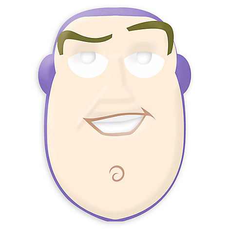 Buzz Lightyear Toy Story Mask