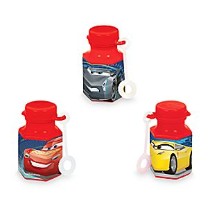 Cars 3 Mini Bubbles