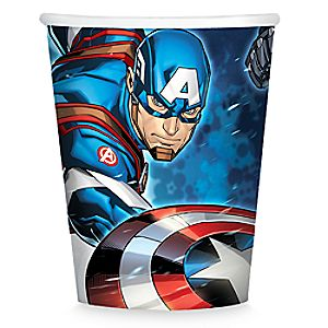 Avengers Paper Cups 6804057862140P