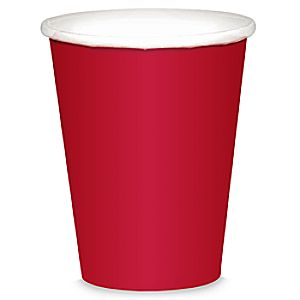 Red Paper Cups 6804057862147P