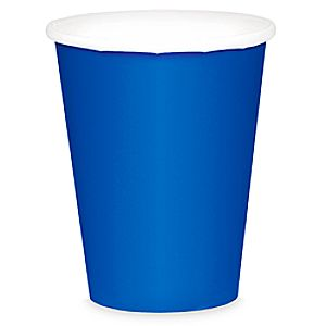 Royal Blue Paper Cups 6804057862155P