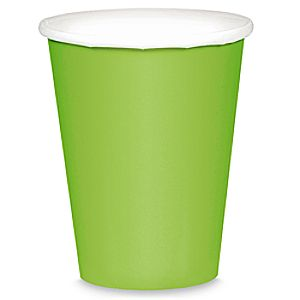 Green Paper Cups 6804057862163P