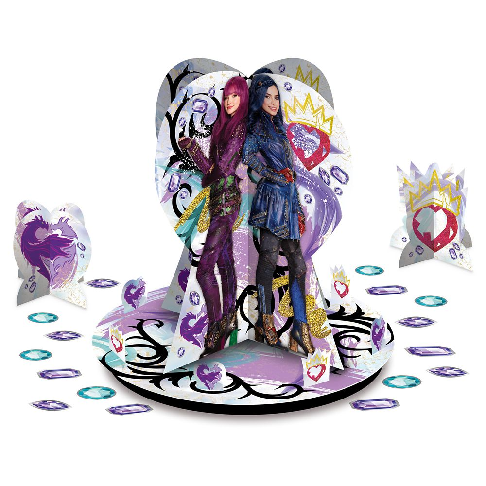 Descendants 2 Table Decorating Kit
