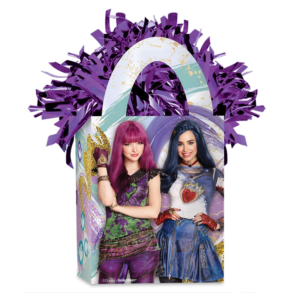 Descendants 2 Balloon Weights – 2-Pack